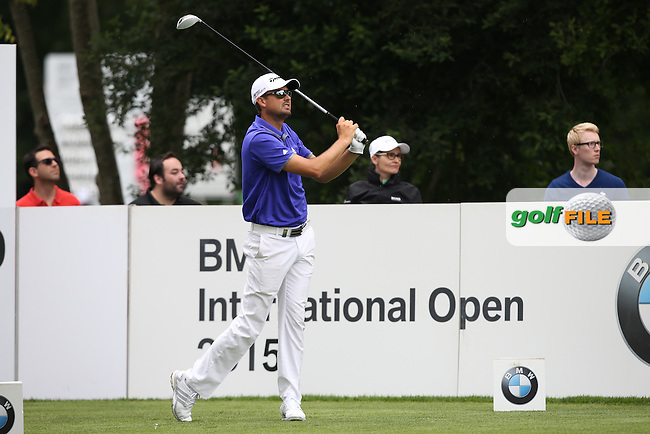 Jake Roos (RSA) during Round Three of the 2015 BMW International Open at Golfclub Munchen Eichenried, Eichenried, Munich, Germany. 27/06/2015. Picture David Lloyd | www.golffile.ie
