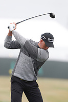 Henrik Stenson (SWE) practices on the range during the Wednesday practice round of the 118th U.S. Open Championship at Shinnecock Hills Golf Club in Southampton, NY, USA. 13th June 2018.<br /> Picture: Golffile | Brian Spurlock<br /> <br /> <br /> All photo usage must carry mandatory copyright credit (&copy; Golffile | Brian Spurlock)