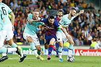 2019 Champions League Football Barcelona v Inter Milan Oct 2nd