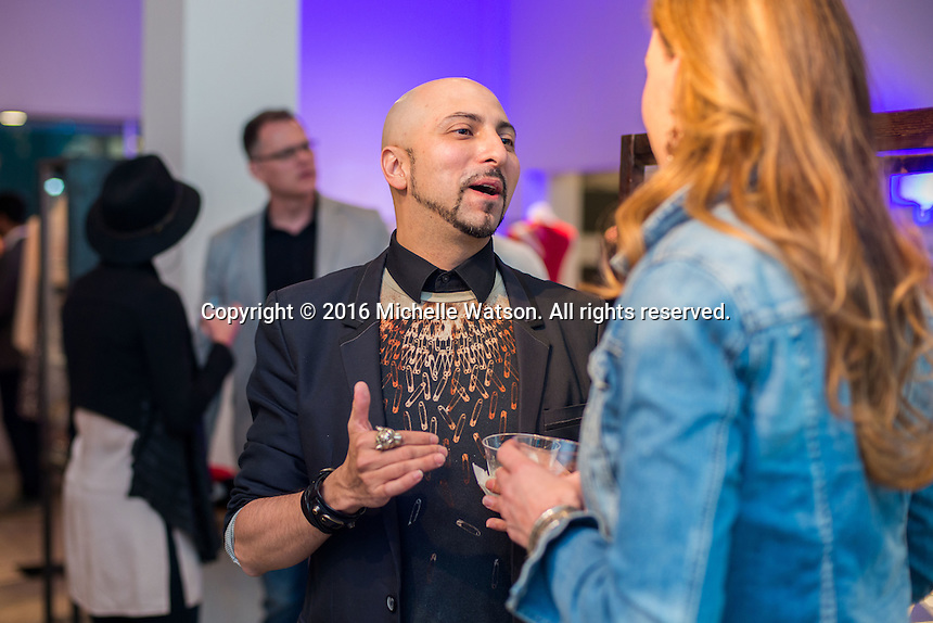 Sloan Hall hosts the launch of Arched Beauty Architects Launch