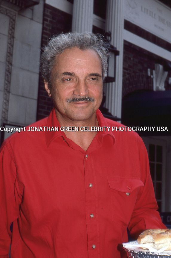 Hal Linden By Jonathan Green