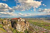 Agios Stephanos Monastery in the Meteora Monastery complex in Greece