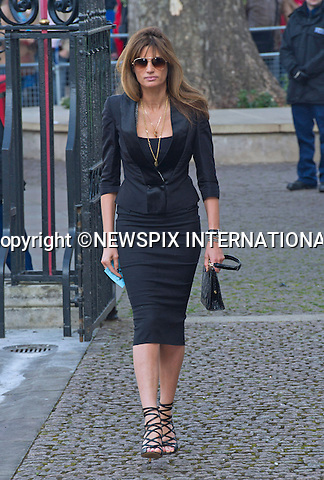 JEMMIMA KHAN<br /> attends Sir David Frost Memorial, Westminster Abbey, London_13/03/2014<br /> Mandatory Credit Photo: &copy;Dias/NEWSPIX INTERNATIONAL<br /> <br /> **ALL FEES PAYABLE TO: &quot;NEWSPIX INTERNATIONAL&quot;**<br /> <br /> IMMEDIATE CONFIRMATION OF USAGE REQUIRED:<br /> Newspix International, 31 Chinnery Hill, Bishop's Stortford, ENGLAND CM23 3PS<br /> Tel:+441279 324672  ; Fax: +441279656877<br /> Mobile:  07775681153<br /> e-mail: info@newspixinternational.co.uk