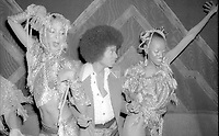Michael Jackson at Studio 54 1977<br /> Photo By Adam Scull/PHOTOlink.net