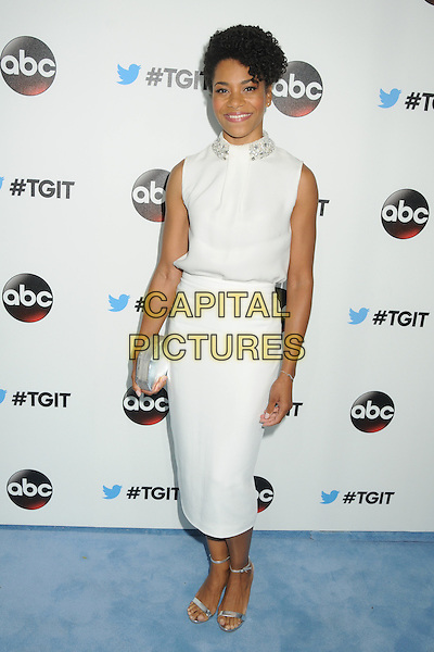 20 September 2014 - West Hollywood, California - Kelly McCreary. ABC's &quot;Thank Good It's Thursday!&quot; Premiere Event for &quot;Grey's Anatomy&quot;, &quot;Scandal&quot;, &quot;How To Get Away With Murder&quot; held at Palihouse.  <br /> CAP/ADM/BP<br /> &copy;Byron Purvis/AdMedia/Capital Pictures