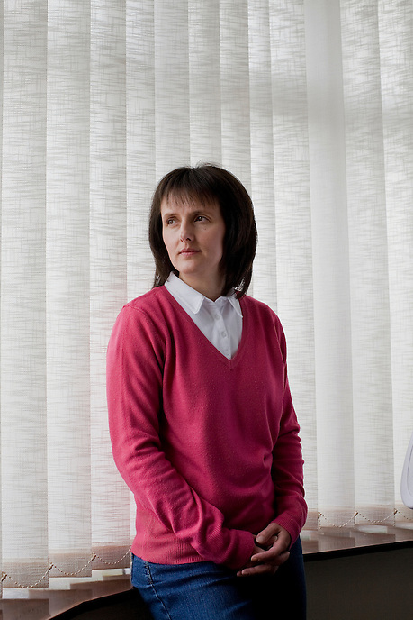 Carol Lingard at home in Lancaster, April 2008. Lingard, 40, saw her promising 15-year career as a prison officer destroyed when she reported claims of prisoners being bullied and intimidated at Wakefield prison in West Yorkshire. In 2005, an employment tribunal heard that colleagues treated her as 'a grass' and her managers failed to take her complaints seriously. The tribunal found in her favour and listed a catalogue of failings by the prison service. Lingard was awarded £477,000 to compensate her for the total loss of her career. No officers involved were ever disciplined in any way.