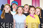 Maeve Sheahan, Jessica Joy, Joanne Nagle-Hannafin, Dylan Falvey, Shania and Maeve O'Sullivan all dressed up at the Killorglin Acting and Music academy extravaganva in the CYMS Killorglin on Sunday   Copyright Kerry's Eye 2008