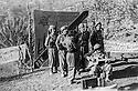 Iraq 198?<br /> Choir of peshmergas in the mountains during the armed struggle<br /> Irak 198?<br /> Choeur de peshmergas dans les montagnes pendant la lutte arm&eacute;e