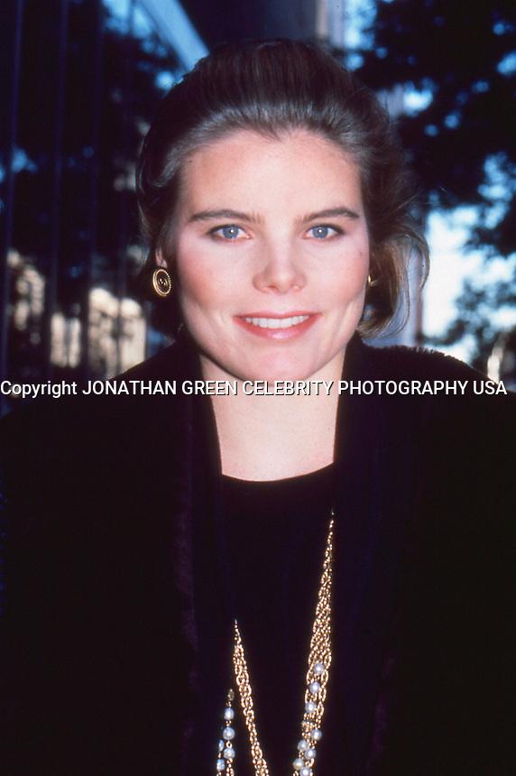 Mariel Hemingway 1987 by Jonathan <br /> Green
