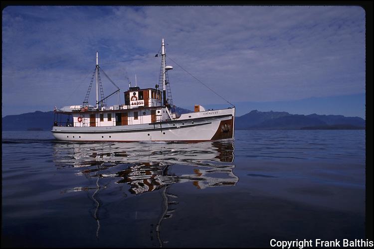Pacific Catalyst in Southeast Alaska