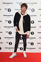 LONDON, UK. October 21, 2018: Eyal Booker at tthe BBC Radio 1 Teen Awards 2018 at Wembley Stadium, London.<br /> Picture: Steve Vas/Featureflash