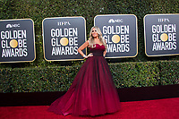 Tiziana Arocca attends the 76th Annual Golden Globe Awards at the Beverly Hilton in Beverly Hills, CA on Sunday, January 6, 2019.<br /> *Editorial Use Only*<br /> CAP/PLF/HFPA<br /> Image supplied by Capital Pictures