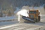 Winter, WElls B.C.