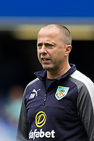 Burnley's Assistant Manager Ian Woan during the pre-match warm-up <br /> <br /> Photographer Craig Mercer/CameraSport<br /> <br /> The Premier League - Chelsea v Burnley - Saturday August 12th 2017 - Stamford Bridge - London<br /> <br /> World Copyright &copy; 2017 CameraSport. All rights reserved. 43 Linden Ave. Countesthorpe. Leicester. England. LE8 5PG - Tel: +44 (0) 116 277 4147 - admin@camerasport.com - www.camerasport.com