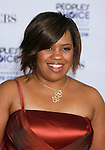 LOS ANGELES, CA. - January 07: Actress Chandra Wilson arrives at the 35th People's Choice Awards at the Shrine Auditorium on January 7, 2009 in Los Angeles, California.