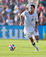 PASADENA, CA – June 25, 2011: USA player Clint Dempsey (8) during the Gold Cup Final match between USA and Mexico at the Rose Bowl in Pasadena, California. Final score USA 2 and Mexico 4.