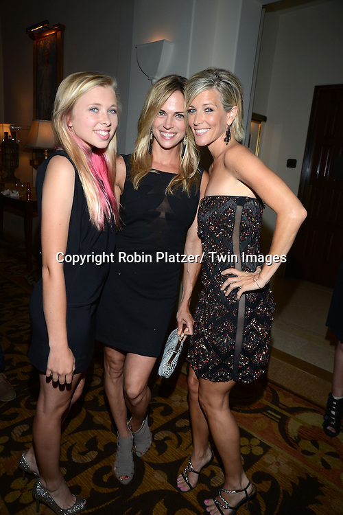 Lauren Wright, Kelly Sullivan and Laura Wright attend the Academy Of Television Arts & Science Daytime Programming  Peer Group Celebration for the 40th Annual Daytime Emmy Awards Nominees party on June 13, 2013 at the Montage Beverly Hills in Beverly Hills, California.