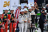 26-29 January, 2017 Daytona Beach, FL USA<br /> 86, Acura, Acura NSX, GTD, Oswaldo Negri Jr., Tom Dyer, Jeff Segal, Ryan Hunter-Reay<br /> &copy;2017, Richard Dole<br /> LAT Photo USA