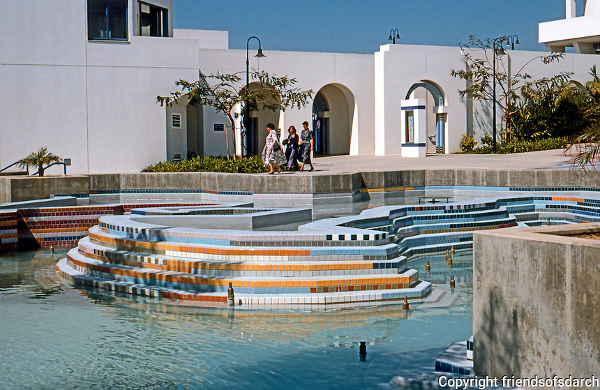 Charles Moore: Oceanside City Hall (Photo '91)