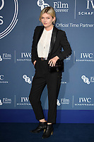LONDON, UK. October 09, 2018: Sophie Kennedy Clarke arriving for the 2018 IWC Schaffhausen Gala Dinner in Honour of the BFI at the Electric Light Station, London.<br /> Picture: Steve Vas/Featureflash