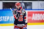 S&ouml;dert&auml;lje 2014-01-06 Ishockey Hockeyallsvenskan S&ouml;dert&auml;lje SK - Malm&ouml; Redhawks :  <br />  S&ouml;dert&auml;ljes Jason Gregoire deppar<br /> (Foto: Kenta J&ouml;nsson) Nyckelord:  depp besviken besvikelse sorg ledsen deppig nedst&auml;md uppgiven sad disappointment disappointed dejected