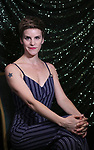 Jenn Colella attends the 2017 Tony Awards Meet The Nominees Press Junket at the Sofitel Hotel on May 3, 2017 in New York City.