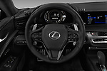 Car pictures of steering wheel view of a 2018 Lexus RX 350L 4x2 Select Doors Door SUV
