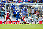 Getafe CF's  Angel Rodriguez scores goal  during La Liga match. May 05,2019. (ALTERPHOTOS/Alconada)