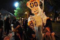 Dia de los Muertos in Pilsen, Chicago (USA)