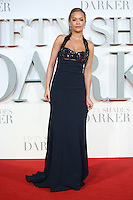 "Rita Ora<br /> at the ""Fifty Shades Darker"" premiere, Odeon Leicester Square, London.<br /> <br /> <br /> ©Ash Knotek  D3223  09/02/2017"