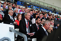 Trevor Birch during the Sky Bet Championship match between Swansea City and Nottingham Forest at the Liberty Stadium in Swansea, Wales, UK. Saturday 14 September 2019
