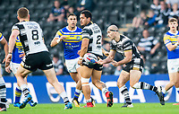 Picture by Allan McKenzie/SWpix.com - 19/04/2018 - Rugby League - Betfred Super League - Hull FC v Leeds Rhinos - KC Stadium, Kingston upon Hull, England - Danny Houghton.