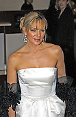 'Sex and the City ' star Kim Cattrall poses for photographs at the John F. Kennedy Center for the Performing Arts in Washington, DC on December 7, 2003. The Kennedy Center is holding its annual awards show to celebrate the arts. .Credit: Ron Sachs / CNP