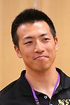 Hiroatsu Takahashi, APRIL 21, 2013 : The Building up Team Japan 2013 for Sochi at Ajinomoto NTC, Tokyo, Japan. (Photo by AFLO SPORT)