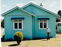 Teal house, Mt Eden 1992