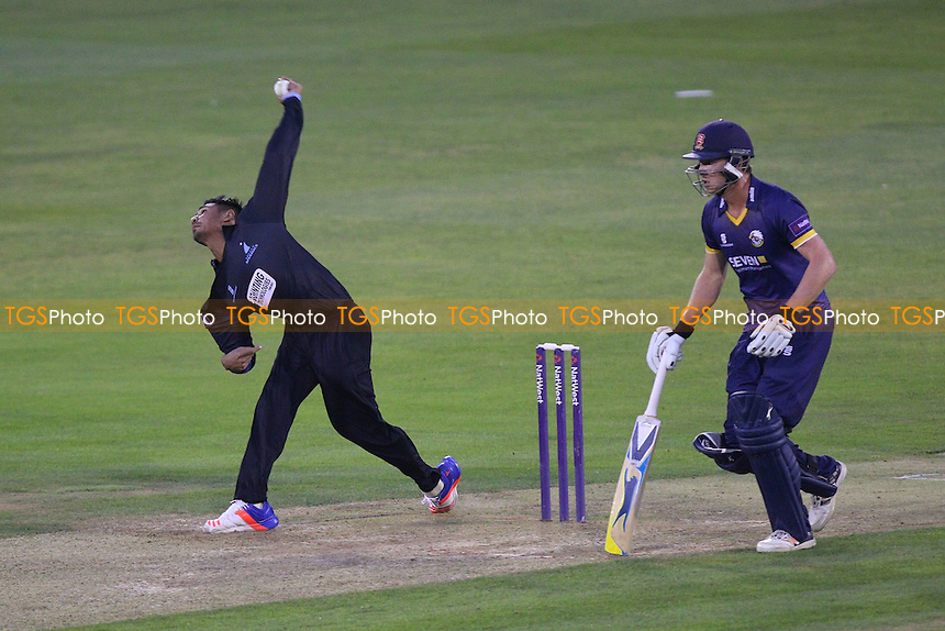 Essex Eagles vs Sussex Sharks, NatWest T20 Blast, Cricket, the Essex
