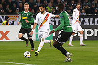 Javier Pastore of AS Roma <br /> Monchengladbach  7-11-2019 Borussia Stadion <br /> Football Europa League 2019/2020 Group J <br /> Borussia Monchengladbach - AS Roma <br /> Photo Gino Mancini / Insidefoto
