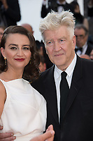 Emily Stofle &amp; David Lynch at the Closing Gala for the 70th Festival de Cannes, Cannes, France. 28 May 2017<br /> Picture: Paul Smith/Featureflash/SilverHub 0208 004 5359 sales@silverhubmedia.com