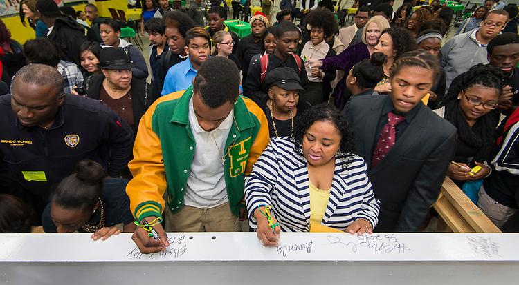 Bond Worthing | Houston Independent School District