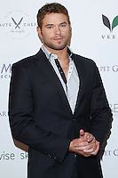 "WEST HOLLYWOOD, CA, USA - FEBRUARY 27: Kellan Lutz at the 5th Anniversary Celebration Of Suzy Amis Cameron's Ecofashion Campaign ""Red Carpet Green Dress"" held at Palihouse on February 27, 2014 in West Hollywood, California, United States. (Photo by David Acosta/Celebrity Monitor)"