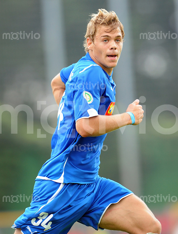 FUSSBALL   DFB POKAL 1. HAUPTRUNDE   SAISON 2009/2010    FC Oberneuland Bremen - TSG 1899 Hoffenheim     02.08.2009 Boris VUKCEVIC (TSG 1899 Hoffenheim)