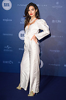 Doina Ciobanu at the British Independent Film Awards 2017 at Old Billingsgate, London, UK. <br /> 10 December  2017<br /> Picture: Steve Vas/Featureflash/SilverHub 0208 004 5359 sales@silverhubmedia.com