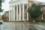 Rainy Day.  Photo by Kevin Bain/Ole Miss Communications