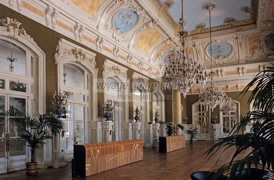 Europe/France/Auvergne/03/Allier/Vichy: Casino, Salle Napoléon III