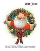 GIORDANO, CHRISTMAS SANTA, SNOWMAN, WEIHNACHTSMÄNNER, SCHNEEMÄNNER, PAPÁ NOEL, MUÑECOS DE NIEVE, paintings+++++,USGI2863,#X# ,#161#