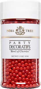 10613 Bowl of Cherries, Small Jar 3.3 oz, India Tree Storefront