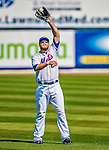 23 February 2013: New York Mets' outfielder Lucas Duda in action during a Spring Training Game against the Washington Nationals at Tradition Field in Port St. Lucie, Florida. The Mets defeated the Nationals 5-3 in their Grapefruit League Opening Day game. Mandatory Credit: Ed Wolfstein Photo *** RAW (NEF) Image File Available ***