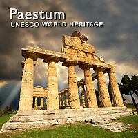 Paestum UNESCO World Heritage Site Pictures. Photos & Images of Paestum