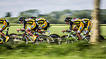 Team3M (MMM), Stage 2: Team Time Trial, 62th Olympia's Tour, Netterden, The Netherlands, 13th May 2014, Photo by Pim Nijland / Peloton Photos