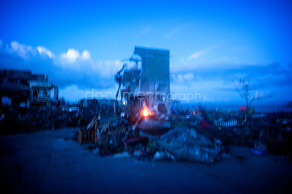 THE AFTERMATH OF TYPHOON HAIYAN. nov-dec 2013